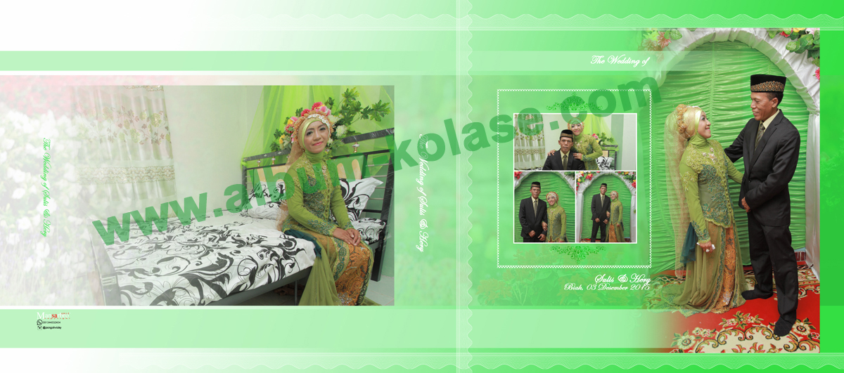 Cetak Album Kolase Murah Untuk Kota-kota di Jawa