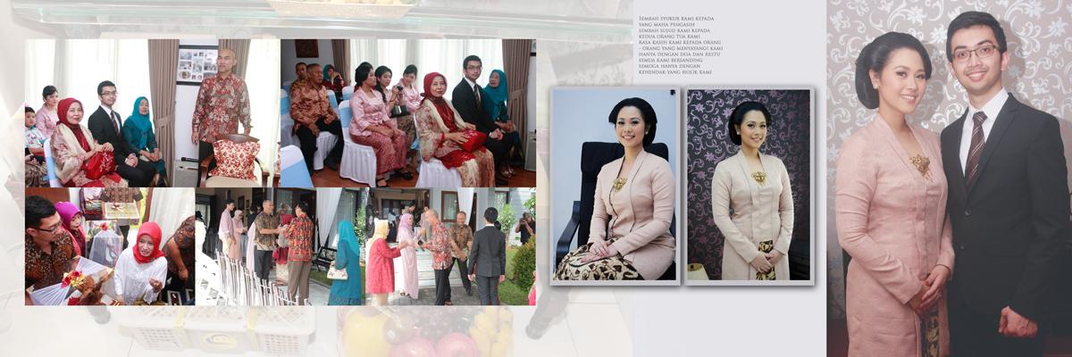 Album kolase pernikahan (wedding) 02
