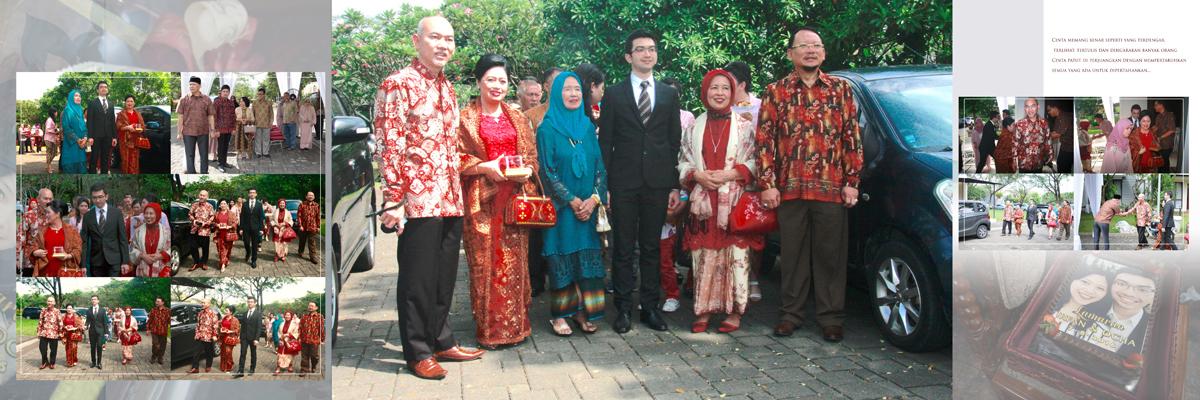 Album kolase pernikahan (wedding) 04