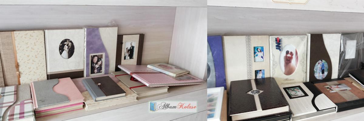 Jenis Pilihan Cover Album Kolase 02
